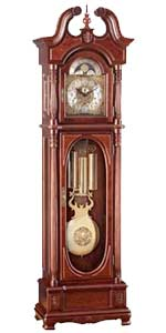 Hermle Charlottesville 01171-n91161 Grandfather clock CLICK FOR MORE DETAILS